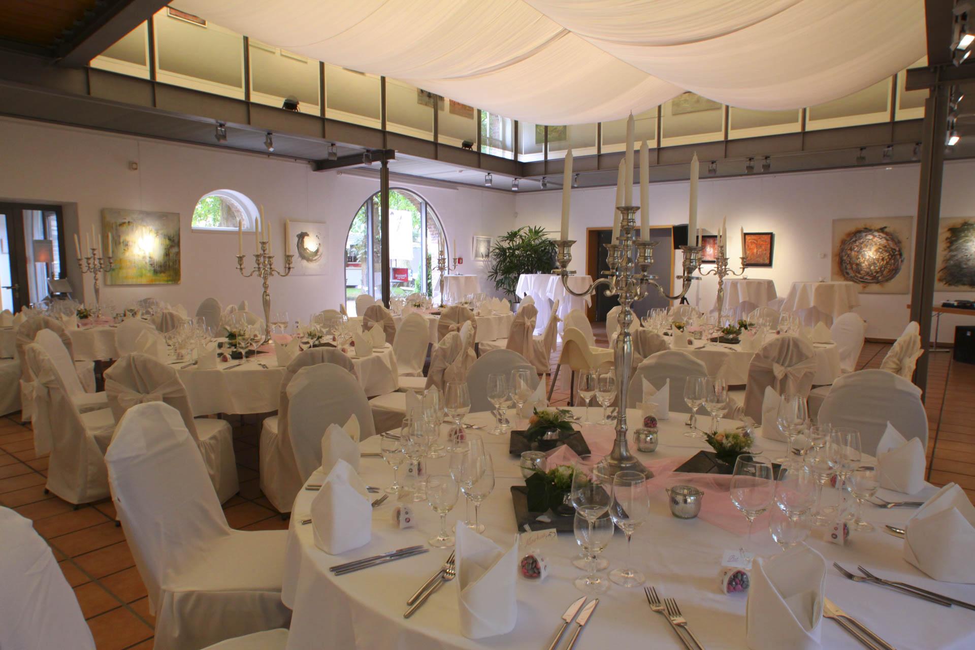 Hochzeiten Brasserie Schloss Paffendorf